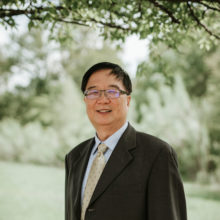 Gongzhan Wu Headshot